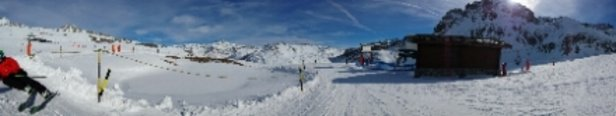 Tignes - Firsthand Ski Report - ©holding Mid