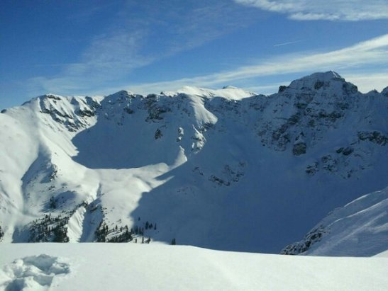 Silverton Mountain - Firsthand Ski Report - ©arcticfox.ku