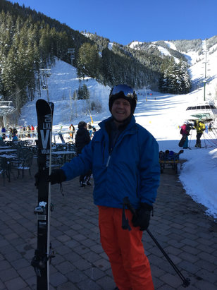 Sun Valley - Firsthand Ski Report - ©stevenette's iPhone