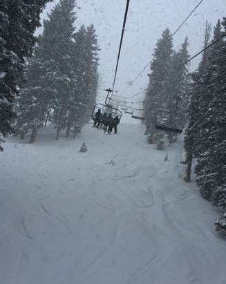 Solitude Mountain Resort -  Pow day - ©Slowdive