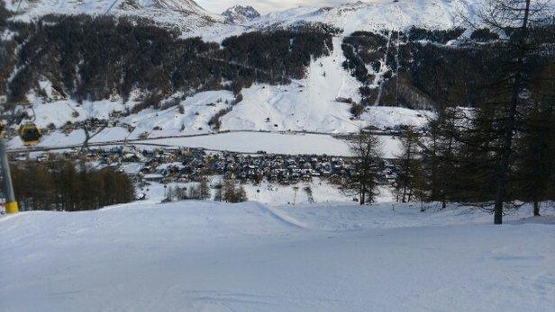 Livigno - Firsthand Ski Report - ©charlezammit