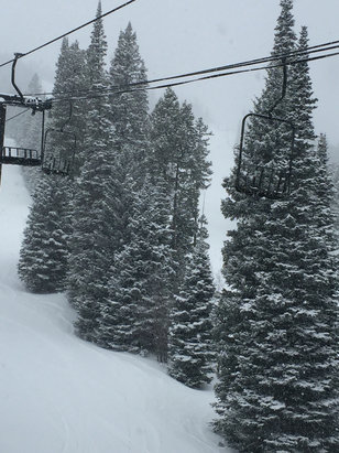 Eldora Mountain Resort - nice way to start February  - ©david's iPhone