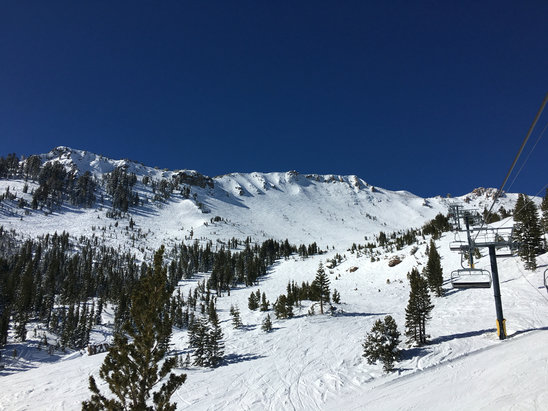 Mammoth Mountain Ski Area - Epic.  - ©Brian's iPhone 6s