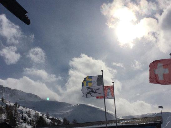 Davos Klosters - Schneebericht - ©Julius iPhone