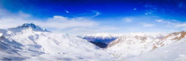 Vars - Bonne journée de neige !  - ©iPhone
