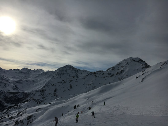 Nendaz - Firsthand Ski Report - ©Luc
