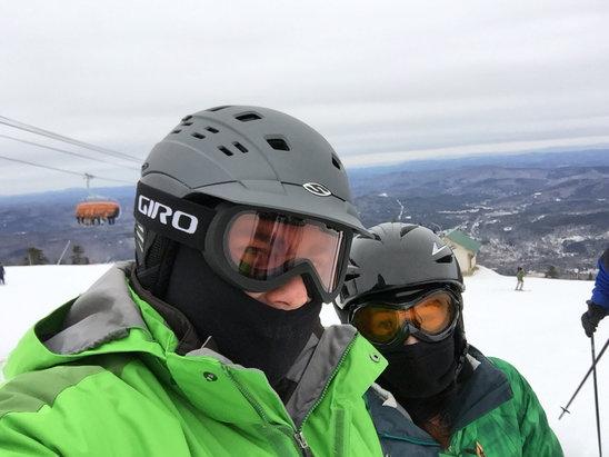 Okemo Mountain Resort - Firsthand Ski Report - ©Thomas Murphy's iPhone