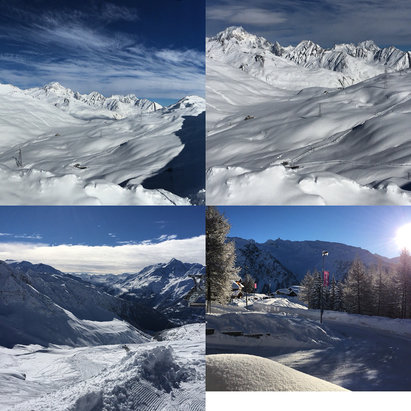 La Rosière 1850 - Firsthand Ski Report - ©Phil's iPhone6