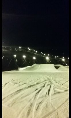 Blue Mountain Resort - sidewinder is in amazing shape! Hit it up sometime! - ©gabrielhawley856