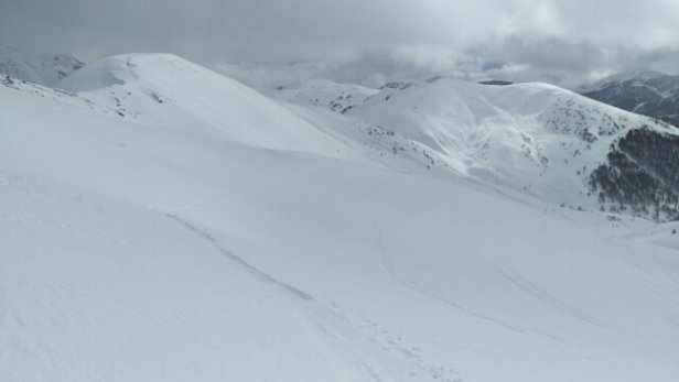 Val d'Allos - La Foux - stunning conditions today! set to be a good week.  - ©tris.mog68