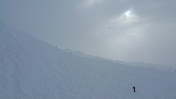 Sunshine Village - Pow! Bring your fat skis.  - ©kent.kawasaki2012
