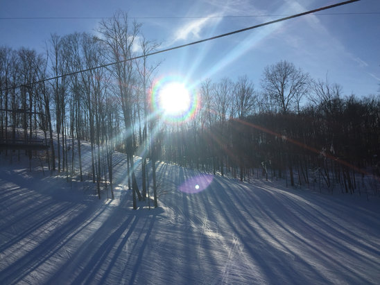 Crystal Mountain - Firsthand Ski Report - ©Toms iPhone
