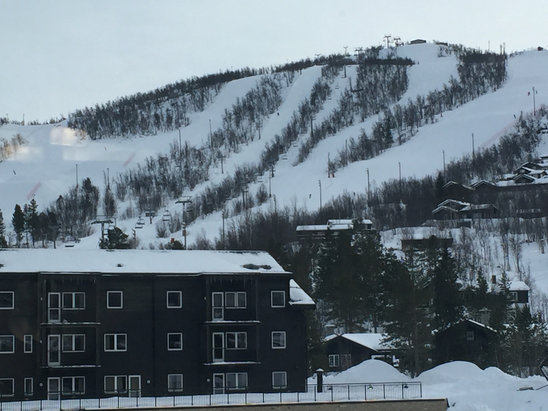 Geilo - Firsthand Ski Report - ©Chris's iPhone