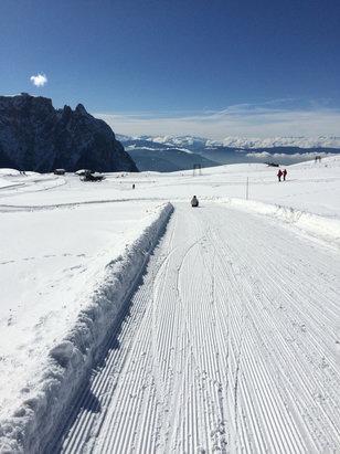 Alpe di Siusi / Seiser Alm - Fantastico!  - ©Koko