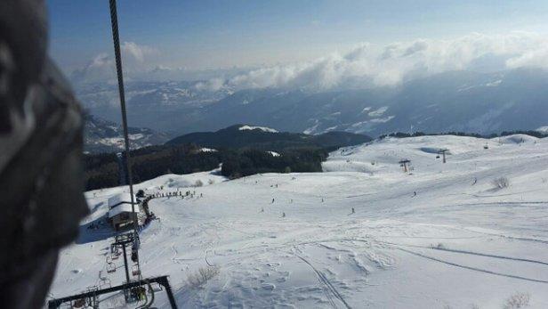 Cimone - Firsthand Ski Report - ©jumbalia96