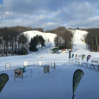 Boyne Highlands - Firsthand Ski Report - ©clesphere