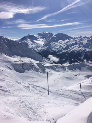 Nendaz - Firsthand Ski Report - ©handi