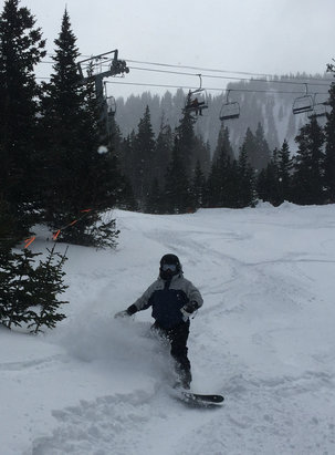 Taos Ski Valley - Thanks Taos for another wonderful week! Family can't wait until next year.  - ©pdt84