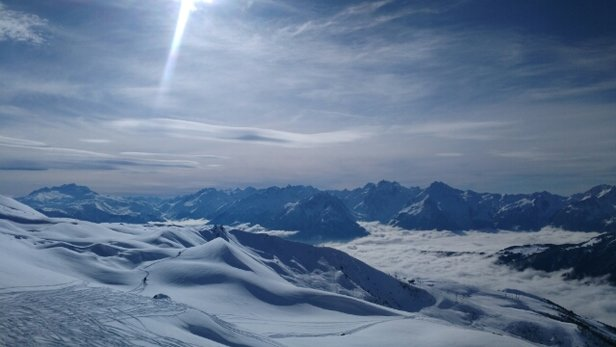 Saint François Longchamp - Firsthand Ski Report - ©duhamel.remi