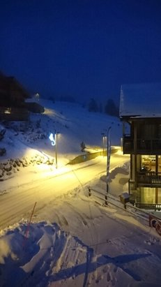 Montgenèvre - what a amazing place fresh snow!  - ©timberscapes