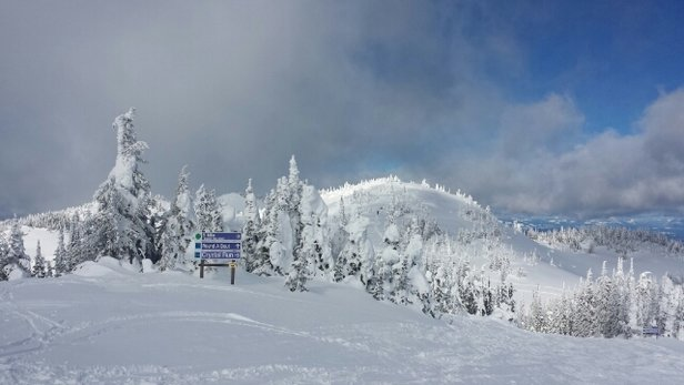 Sun Peaks - what an awesome day - ©goosfraba007