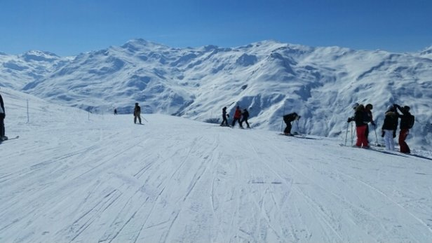 Meribel - Firsthand Ski Report - ©m.hixson