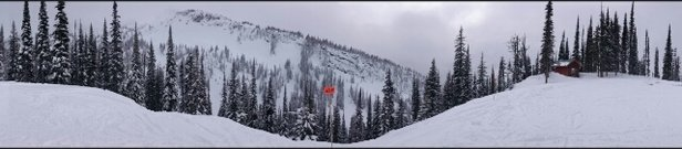 Revelstoke Mountain Resort - Super Schnee  - ©MG