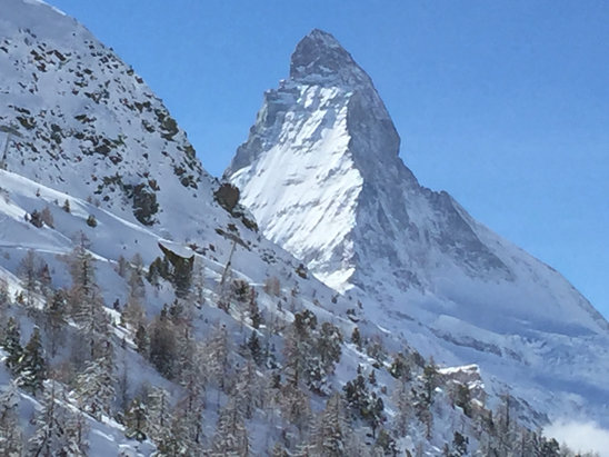Zermatt - Sorties de ski - ©iPhone (2)