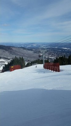 Stowe Mountain Resort - Awesome day of skiing!!! - ©BOBCAT
