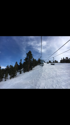 Bear Mountain - Firsthand Ski Report - ©Tuyet