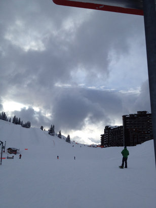 Avoriaz - Pow - ©Graham's iPhone