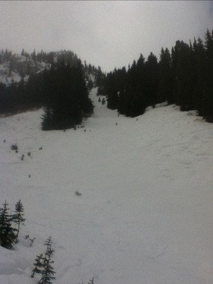Mt. Norquay - March 9th - ©Anonymous