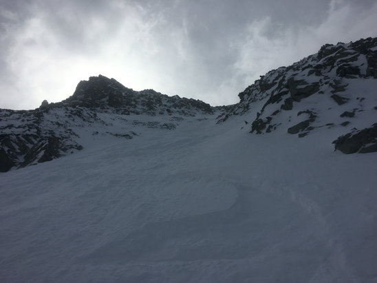 Big Sky Resort - Snow was good off Headwaters! - ©Geoff