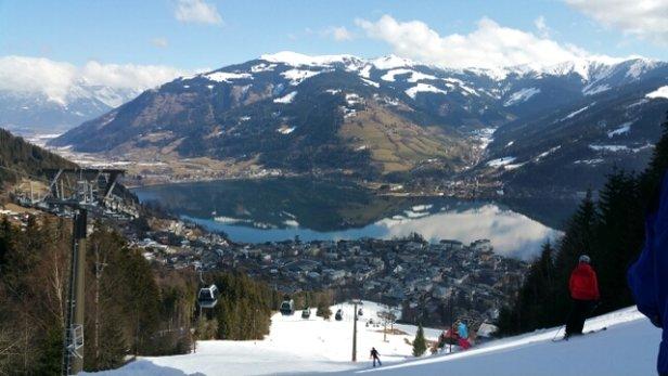 Zell am See - Schmittenhöhe - Firsthand Ski Report - ©gillianmrobertson