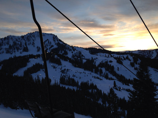 Stevens Pass Resort - Solid day on the mountain. Bit choppy but overall worth it. - ©Sparticus