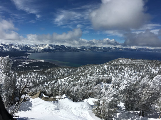 Heavenly Mountain Resort - Great day!  - ©iPhone
