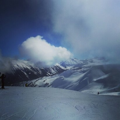 Whistler/Blackcomb - overcrowded. way too many people. never did so little skiing. never did so few runs.  - ©anonymous user