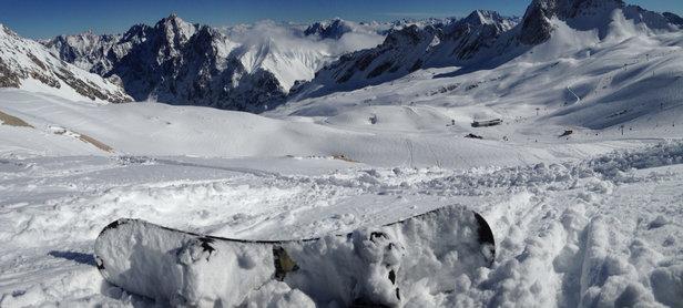 Zugspitze - Firsthand Ski Report - ©segarik