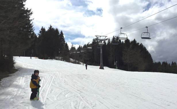 Winterberg Skiliftkarussell - Good enough for some practicing, also for the kids...  - ©Nir
