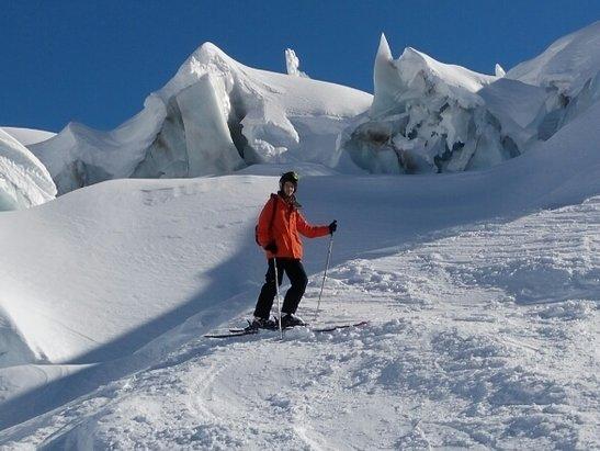 Chamonix Mont-Blanc - baller blanche... superb Roger - ©roger