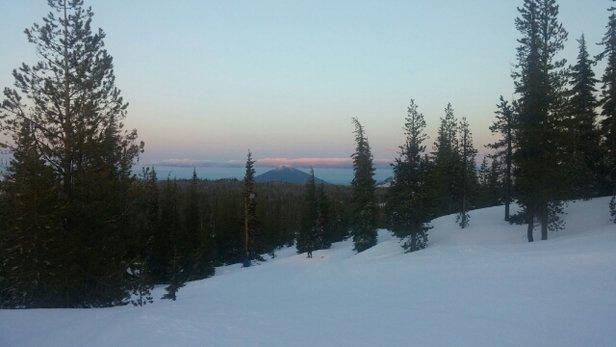 Hoodoo Ski Area -    - ©bluecru