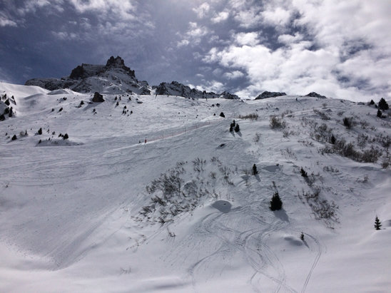 Valmorel - Firsthand Ski Report - ©Thomas