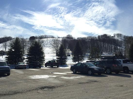 Boyne Mountain Resort - Gorgeous soft snow day! - ©Scott's iPhone
