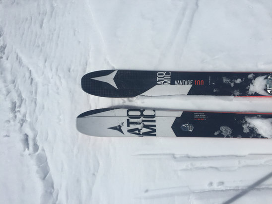 Sugar Bowl Resort - Firsthand Ski Report - ©Jeff's iPhone
