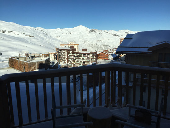 Val Thorens - Firsthand Ski Report - ©Jay