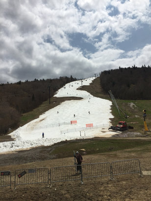 Killington Resort - Firsthand Ski Report - ©Liam's iPhone