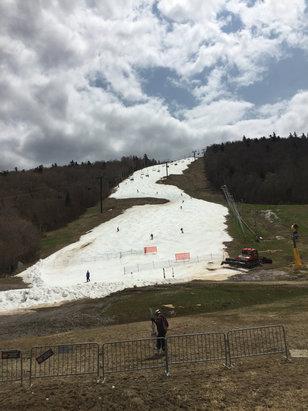 Killington Resort - Firsthand Ski Report - ©Liam's iPhone