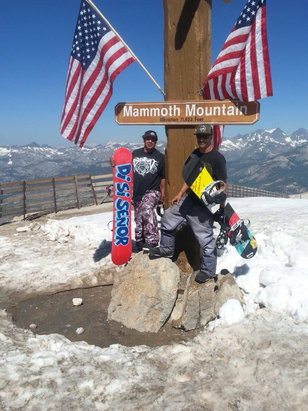 Mammoth Mountain Ski Area - Goon Squad 4th of July  - ©local Kushman