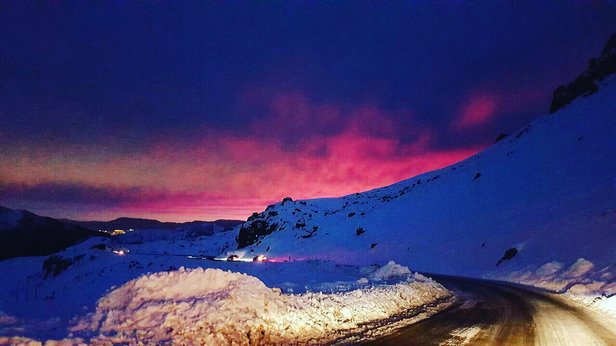 Valle Nevado - Firsthand Ski Report - ©Pablo's iPhone