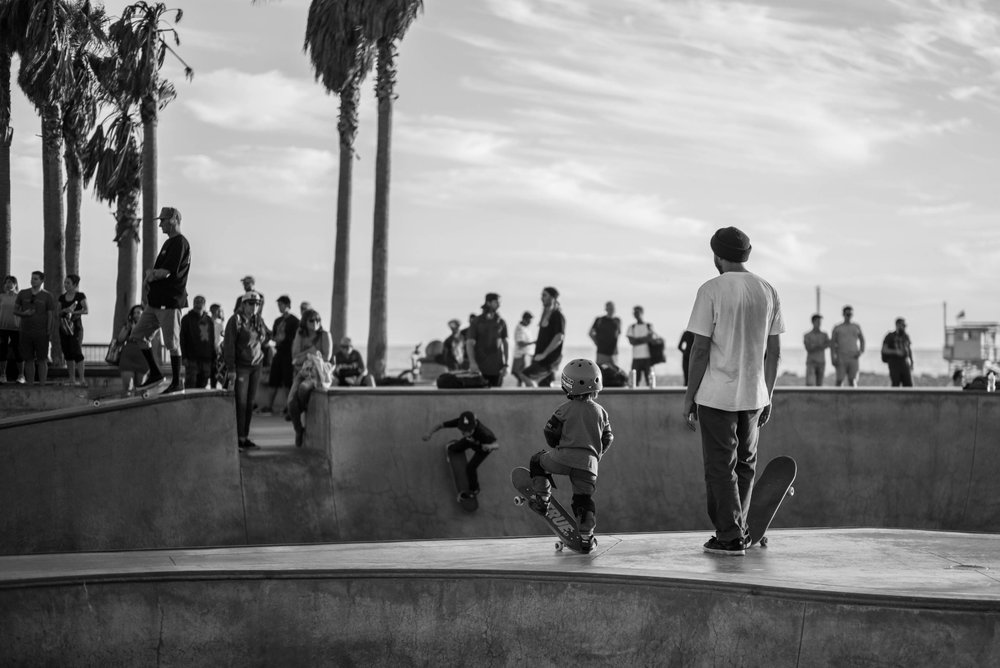 Impression aus Venice in Kalifornien - ©Red Bull Illume | Michel Chernitzky